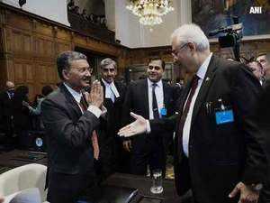 Post-Pulwama attack, no handshake, only namaskar: India's stern message to Pakistan at ICJ
