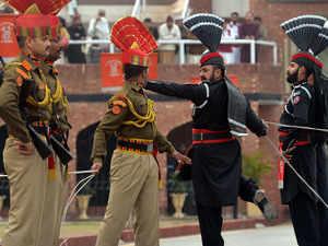 India Pakistan: Work on hi-tech border surveillance project in