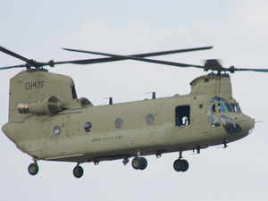 Chandigarh Air Force station prepares to receive Chinook heavy-lift choppers
