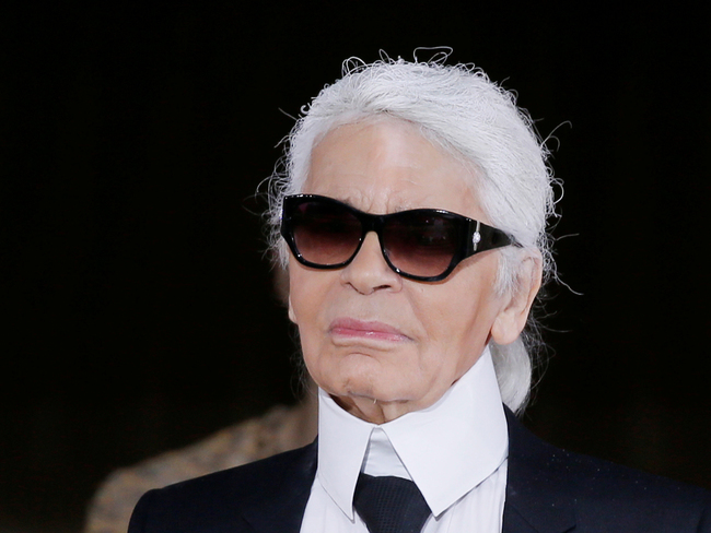 Karl Lagerfeld Death Iconic Fashion Designer Karl Lagerfeld Passes Away At 85 After Prolonged Illness