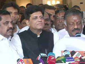 BJP to contest 5 LS seats in Tamil Nadu in alliance with AIADMK