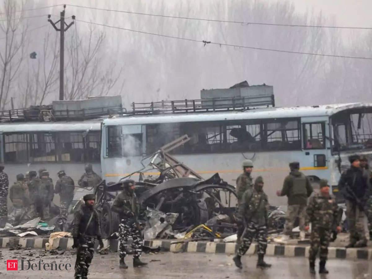 Pulwama: Pulwama Attack: Investigation points to Rawalpindi