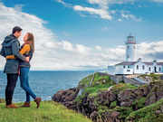 Head to Ireland with your partner to rekindle romance