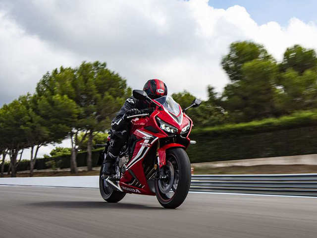 Honda opens bookings for upcoming sports bike CBR650R, priced below Rs 8 lakh