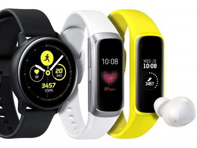 Samsung Galaxy Watch: Samsung launches new Galaxy buds