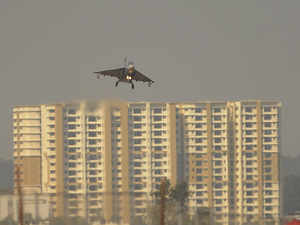LCA Tejas gets clearance for induction into IAF