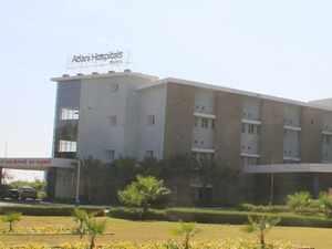adani hospital_Co website