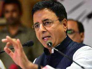 When country was mourning, PM was busy shooting for film: Randeep Surjewala