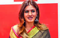 Pulwama attack: Raveena offers to sponsor martyrs' children education