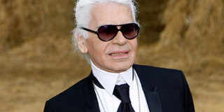 4107c312eda1 Karl Lagerfeld to be cremated without ceremony  ashes to be scattered with  mum