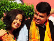 Devendra Fadnavis, wife Amruta's secret to a happy relationship: Husband must say the first sorry