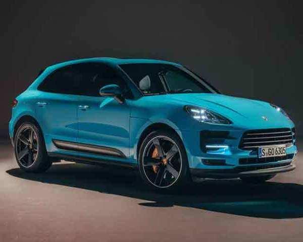 Autocar Show 2019 Porsche Macan First Drive