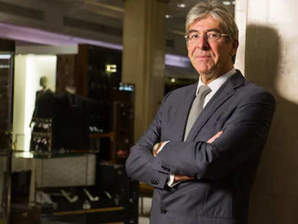 ET Global Business Summit: Michael Ward talks about Indian luxury market, says it's growing in specific niches