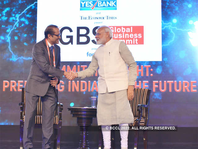 PM at ET GBS 2019