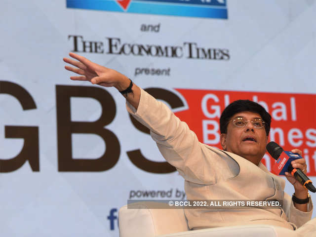 Govt's report card before India: Piyush Goyal