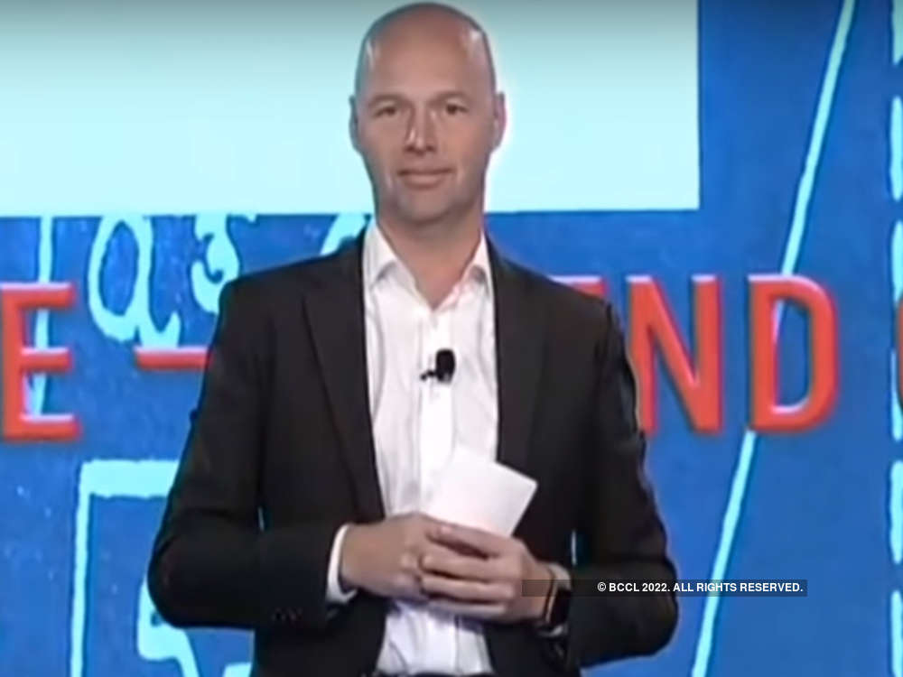 Artificial Intelligence will not replace, but augment people: Sebastian Thrun, co-founder Udacity