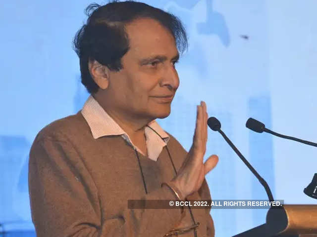 Strategy for $10 trillion economy in the works: Suresh Prabhu