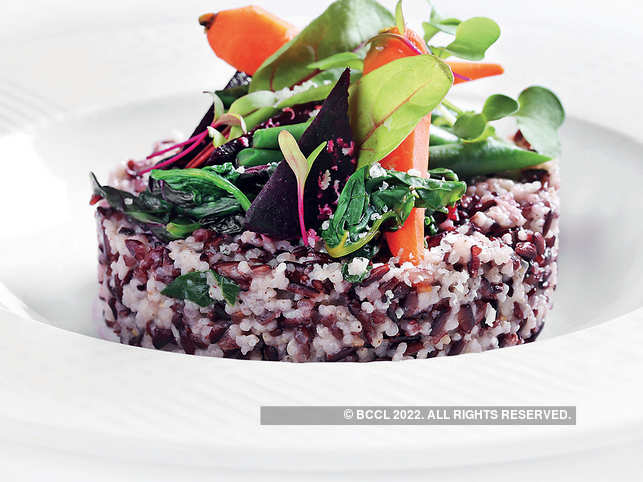 The organic food & sustainable dining you were looking for