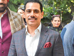Robert Vadra hints at joining politics 'for larger role in serving people'