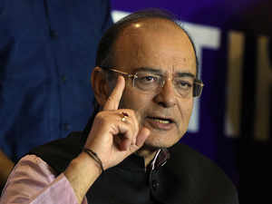 GST payable for under-construction flat will be now 5%: Arun Jaitley