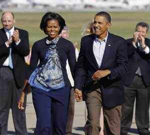 Barack and Michelle's Mumbai darshan plans