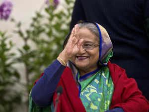 It's Bangladesh versus India in the development race