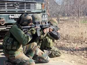 Two Pakistan nationals among three militants killed in Kulgam encounter: JK Police