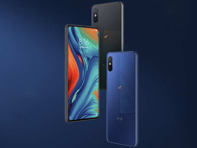 5G-enabled Xiaomi Mi Mix 3
