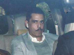 Money laundering case: Delhi court refuses to stay interrogation of Robert Vadra