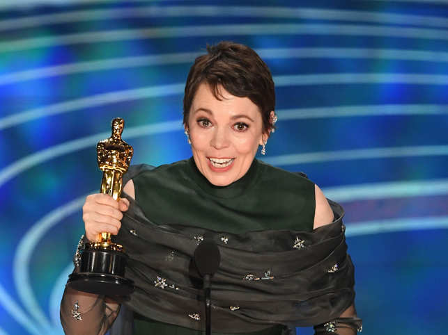 2019 Best Actress Oscars 2019: Best actress Olivia Colman has an Indian connection