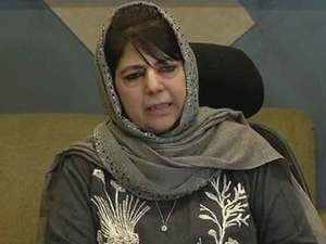 Don't fiddle with Article-35A, Mehbooba Mufti warns Centre