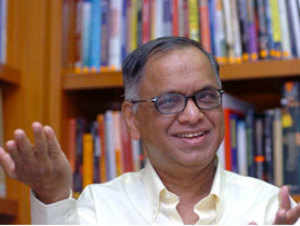 Don't look at IT industry as means to settle abroad: Narayana Murthy
