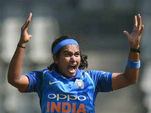 India cricketer Shikha Pandey emerges as a better all-rounder in her new avatar