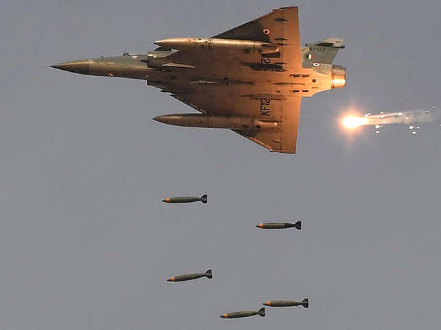The plane that pounded Jaish targets across LoC