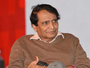 Faster green nods, subsidies for more chemical exports needed: Suresh Prabhu