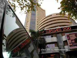 Sensex closes 240 points lower, Nifty below 10,850 after IAF strikes
