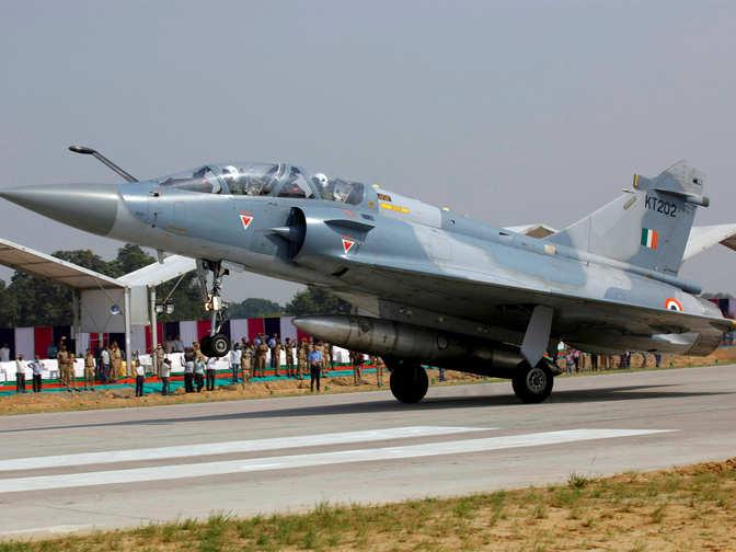 IAF Air strike in Pakistan: How India's first air strike in