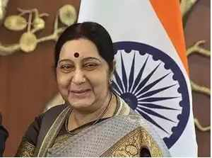 Sushma Swaraj raises Pulwama terror attack with Chinese Foreign Minister Wang Yi