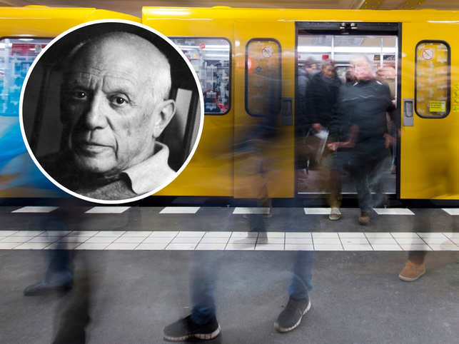 Man forgets valuable Picasso 'owl jug' on German train