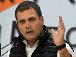 Opposition anguished over politicisation of sacrifices made by Armed forces: Rahul Gandhi