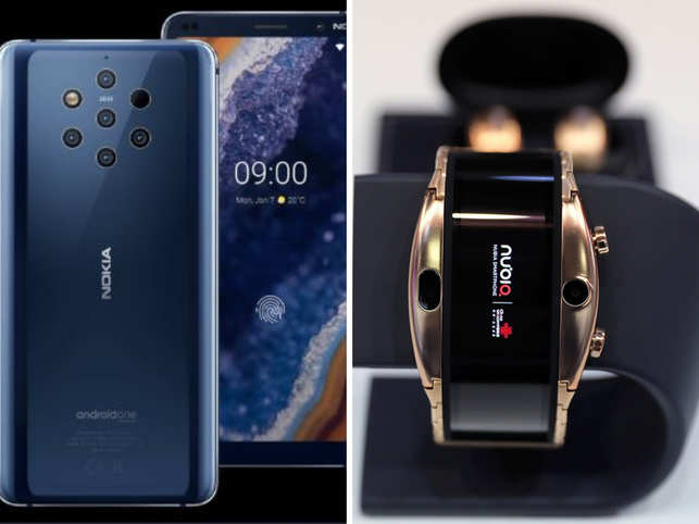 Truth be told, we're tired of all the me-too smartphone designs in the market. Which is why some of the new launches from the Mobile World Congress came as such a breath of fresh air. Karan Bajaj rounds up some of his favourites from the show.