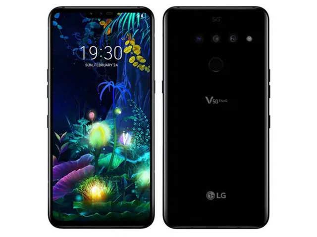 LG V50 ThinQ 5G Dualscreen