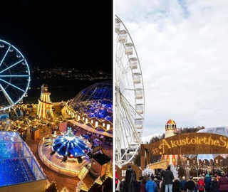 Ambanis open #AkuStoleTheShlo winter wonderland to locals; St. Moritz mayor calls it his best 2 hours