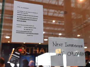 Thousands scramble as Thai Airways cancels flights over Pakistan