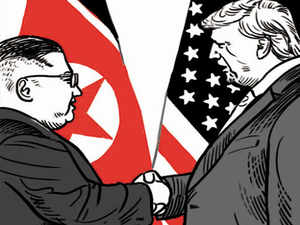 Trump, Kim summit ends without reaching a deal