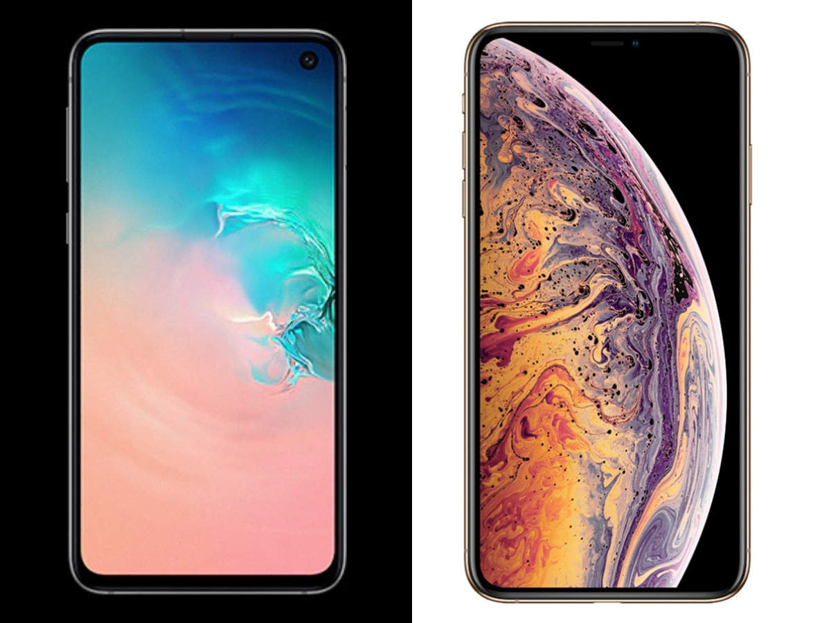 dd165d287c43c3 Samsung Galaxy S 10 versus Apple iPhone XS Max: Does fingerprint reader win  over Face ID technology?