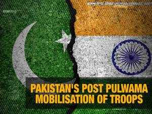 India, Pakistan standoff: Pak continues mobilisation of troops across the border