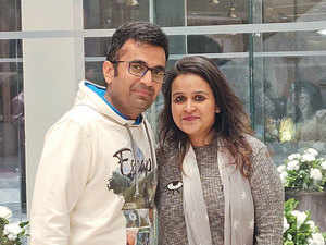 Ketan & Prachi Shah BCCL