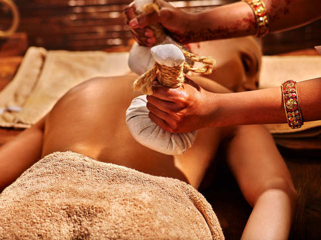 From Hot Stone To Poultice Massages To Soothe The Body