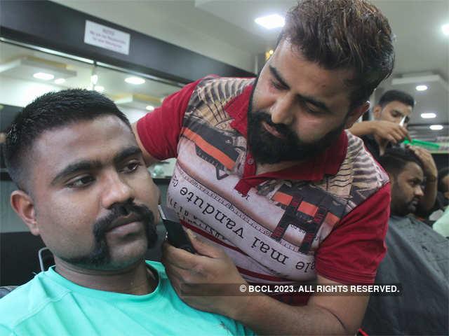 Image result for Abhinandan Varthaman Beard